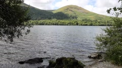 Loweswater Lake District Cumbria England UK Stock Footage