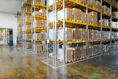 Stock Photo of storehouse
