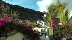 Gran Canaria Puerto de Mogan Mogán Stock Footage