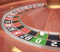 Roulette Game - stock illustration