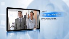 Corporate Presentation & Business Commercial Intros Slideshows World - stock after effects