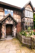 Birthplace of William Shakespeare, Stratford-upon-Avon - stock photo