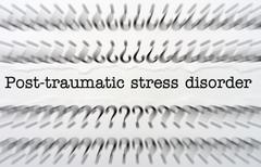 Post-traumatic stress disorder Stock Photos
