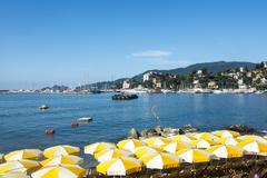 Rapallo (genoa, italy) Stock Photos