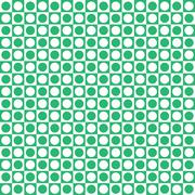 green candy pattern checkerboard - stock illustration