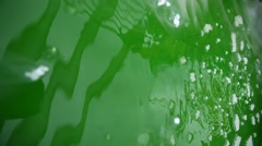 Stock Video Footage of closeup shot of water background
