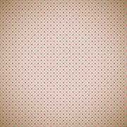 Vintage different vector pattern (tiling). Endless texture - stock illustration