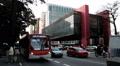 Traffic timelapse, Sao Paulo, Brazil -MASP Building, The Sao Paulo Museum of Art Footage
