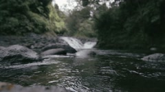 1080p, waialeale waterfall on hawaii Stock Footage