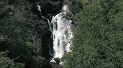 1080p, waterfall on hawaii Stock Footage