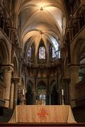 Stock Photo of canterbury cathedral altar