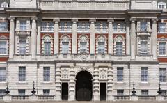 the old admiralty in horse guards parade, london, united kingdom - stock photo