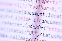 Html codes Stock Photos