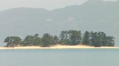 Near the Lake Biwa in Japan Stock Footage