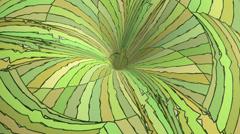 Seamless Green Loop Background Stock Footage