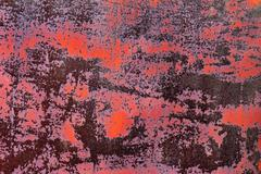 old rusty metal background texture. - stock photo