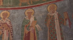 Holy Orthodox Church Stock Footage