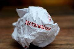 Abandon motivation Stock Photos