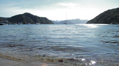 Picton Foreshore - stock footage