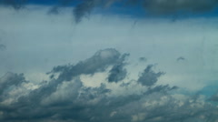 Time-Lapse clouds 01 Stock Footage