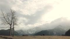 Tatra Mountains, Poland Stock Footage