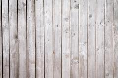 Digitally generated grey wooden planks - stock photo