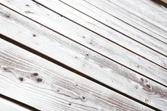 Stock Photo of Digitally generated grey wooden planks