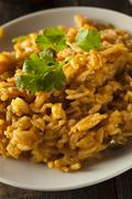 Stock Photo of homemade spicy mexican rice
