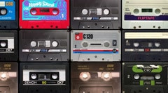 Music tape collection Arkistovideo