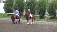 Bred Horse Race Derby - 68 Stock Footage