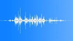 Crumpling Paper 02 - sound effect