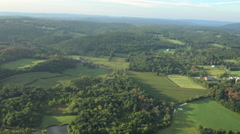 Hudson Valley 4K Aerials Stock Footage