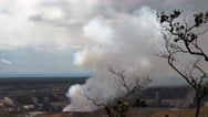 Stock Video Footage of 4k timelapse of kilauea volcano, hawaii