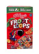 Froot loops Stock Photos
