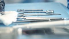 Dental Equipment Stock Footage