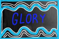 Glory concept Stock Illustration