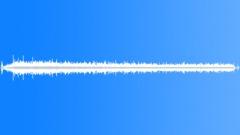 BATHROOM SINK FILLING 01 - sound effect