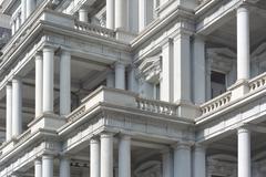 Stock Photo of eisenhower executive office building