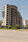Stock Photo of building public offices, constanta town, romania