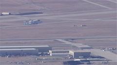 Plan Shuttle Endeavour - stock footage