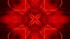 Soft Subtle Red VJ Loop Stock Footage