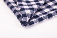 Stock Photo of table cloth with copyspace