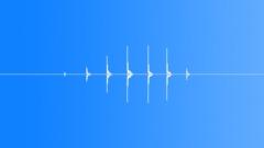 Concrete Knocking - sound effect