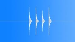 Four Knocks Sound Effect