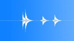 Metallic Valve Bangs Sound Effect