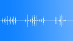 Various Door Knocks 2 - sound effect