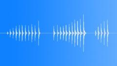 Various Door Knocks 5 - sound effect