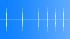 Wooden Drum Stick Intro Sound Effect