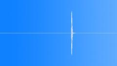 Wooden Drum Stick 17 - sound effect
