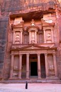 The treasury, petra, unesco world heritage site, jordan, middle east Kuvituskuvat